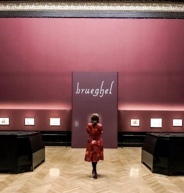BRUEGEL exhibition view, Kunsthistorisches Museum, Vienna, 2018/19, (c) K. Prader aka @esploratore