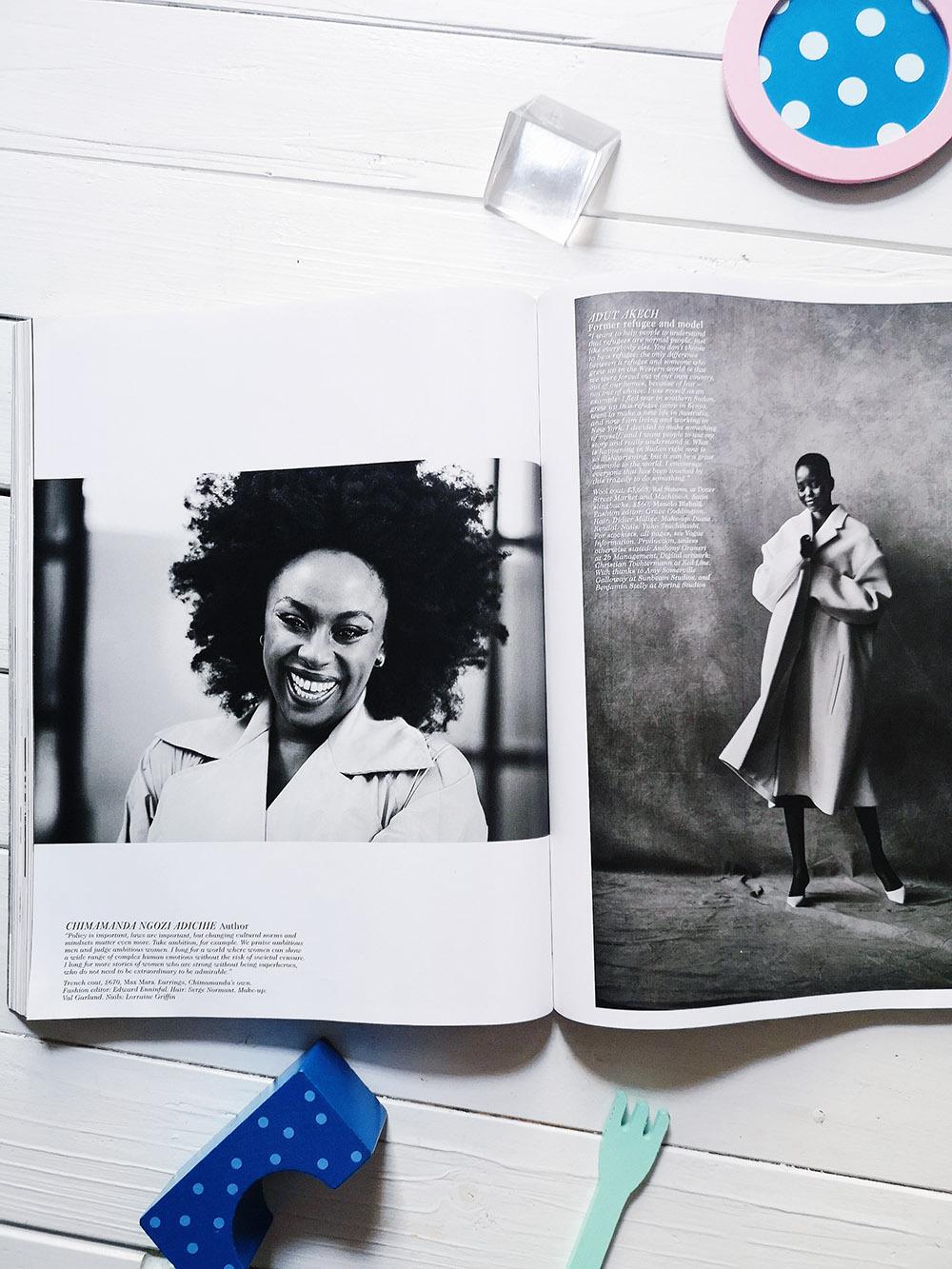 British Vogue / Sept 2019 / Forces of Change