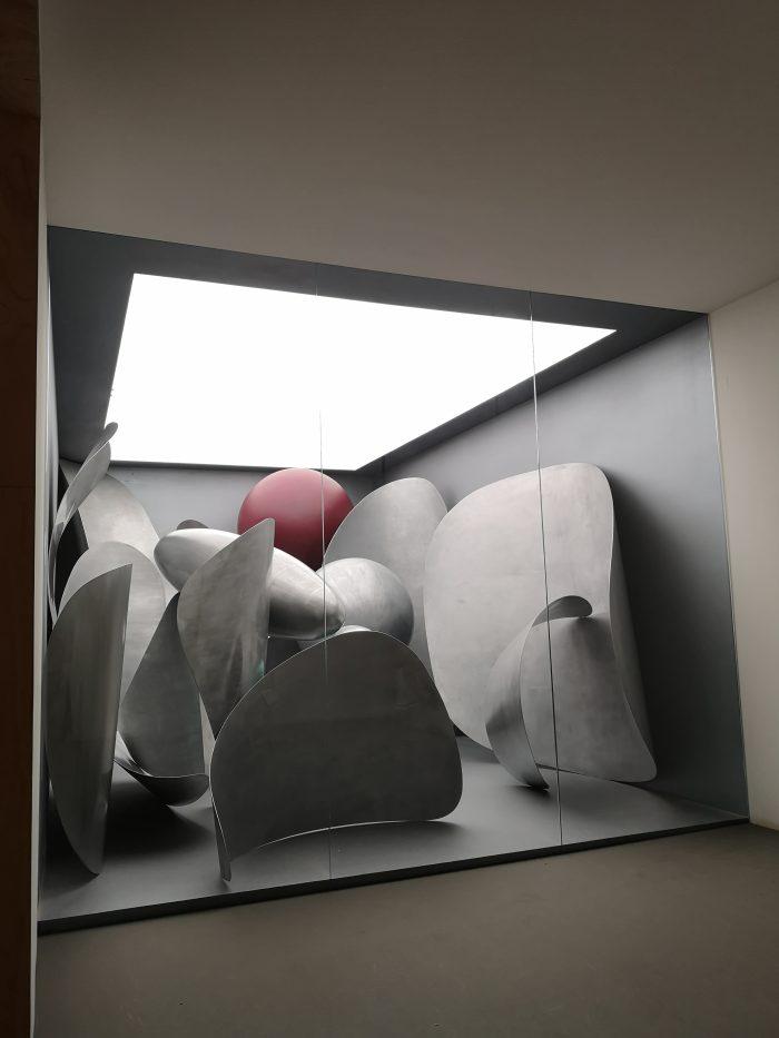 Liu Wei's object art