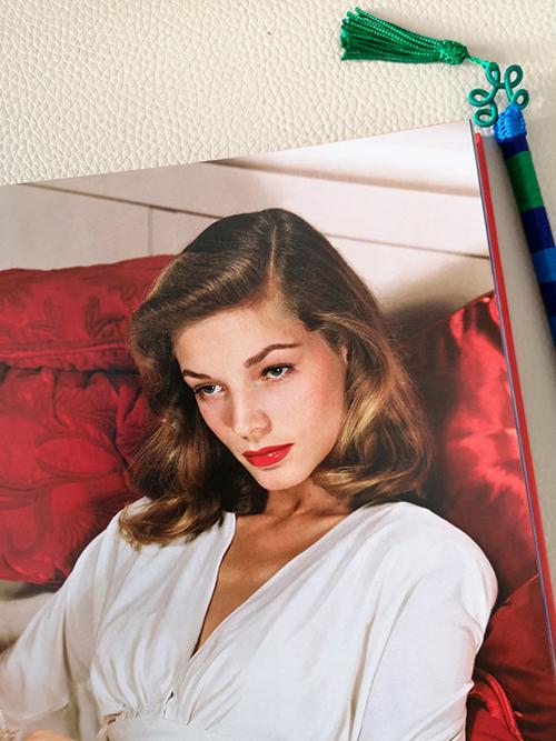 Lauren Bacall in HOLLYWOOD EN KODACHROME
