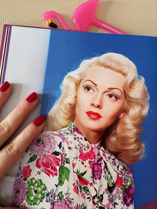 Lana Turner in HOLLYWOOD EN KODACHROME