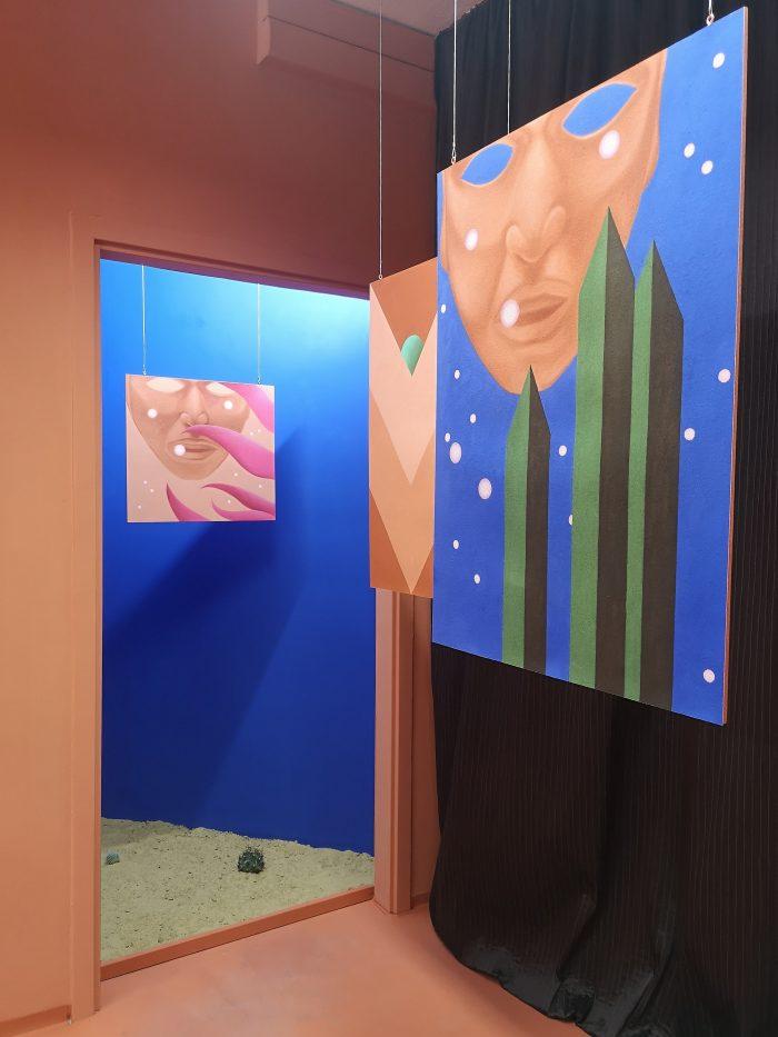 Florian Raditschs Ausstellungshalle