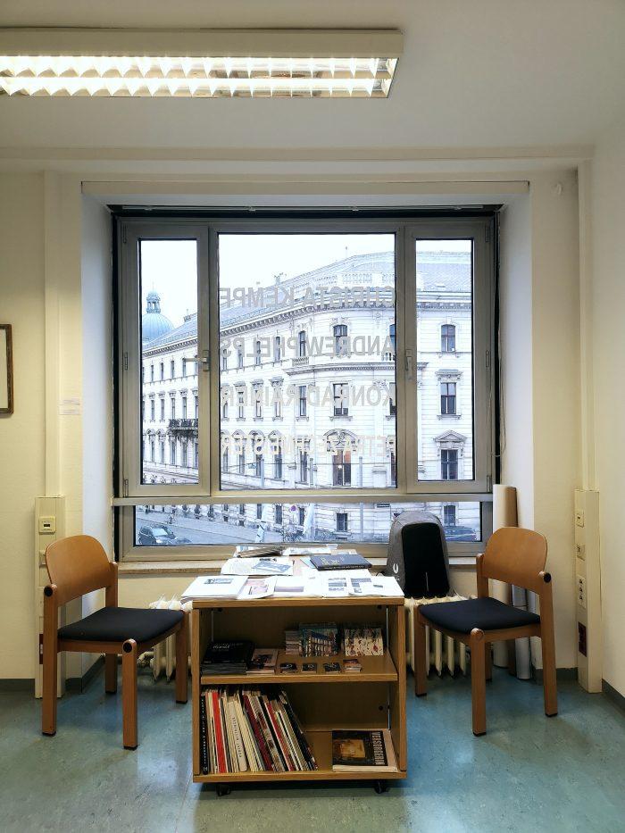 PARALLEL VIENNA / view