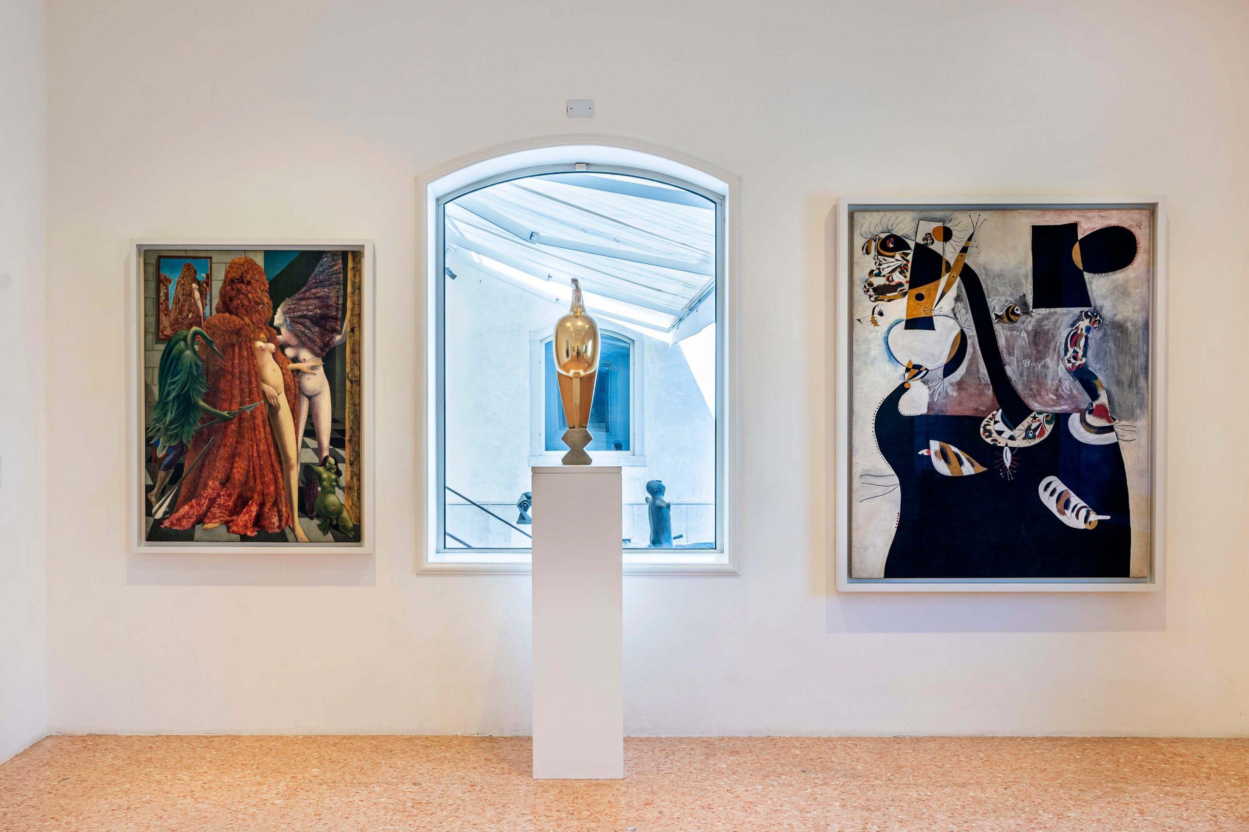 Museum insight © Peggy Guggenheim Collection. Photo Matteo De Fina