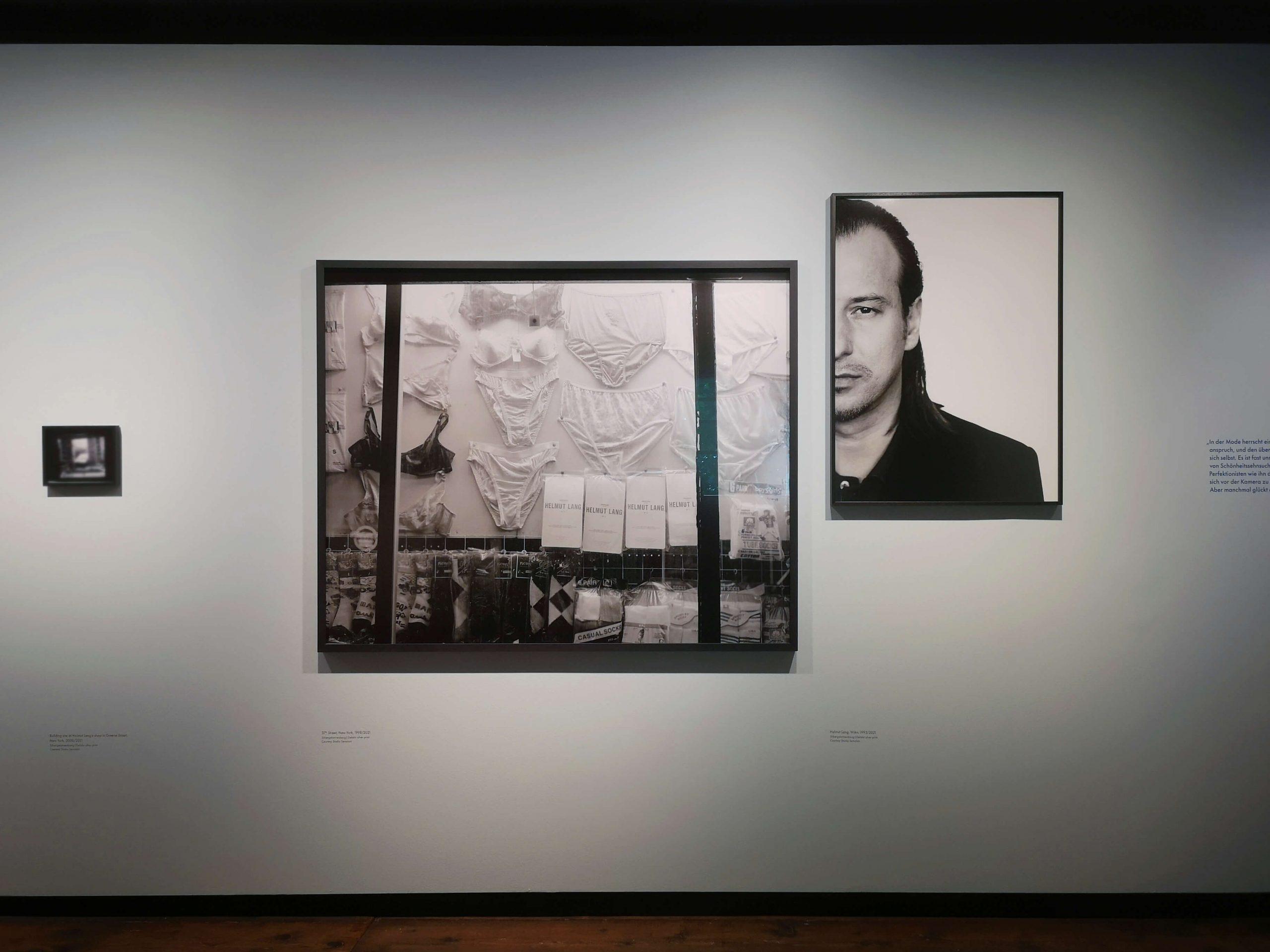 Fotografien in der Ausstellung ELFIE SEMOTAN im KUNST HAUS WIEN