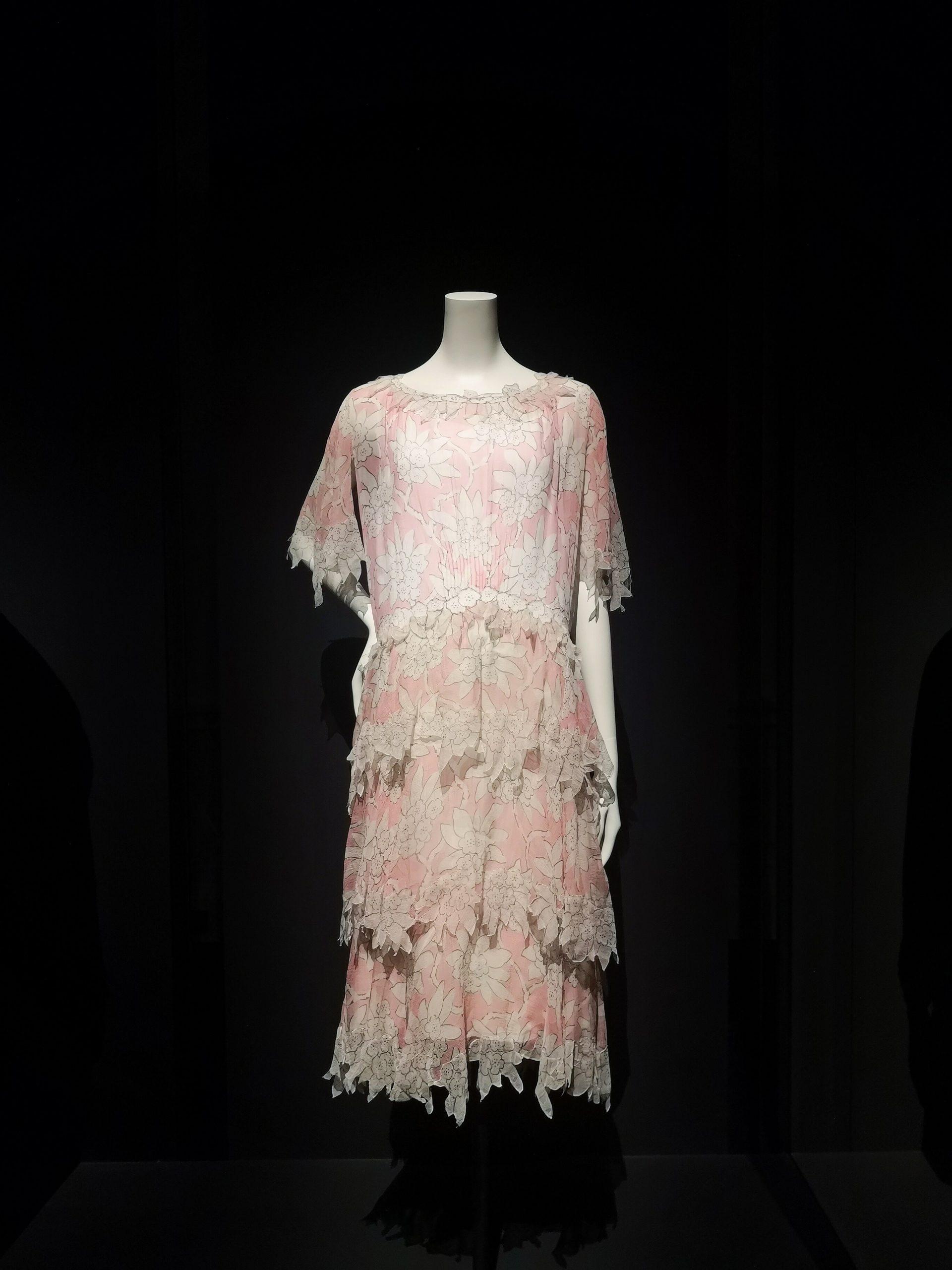 Afternoon dress / 1930 / Paris, Palais Galliera / Gift from Madame Bertin