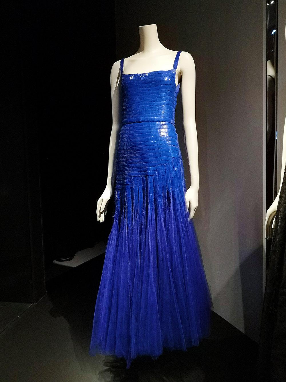Evening dress / 1929-30 / Paris, Patrimoine de Chanel