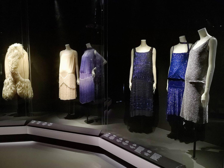 Ausstellungsansicht / Coco Chanel / Palais Galliera / 2021