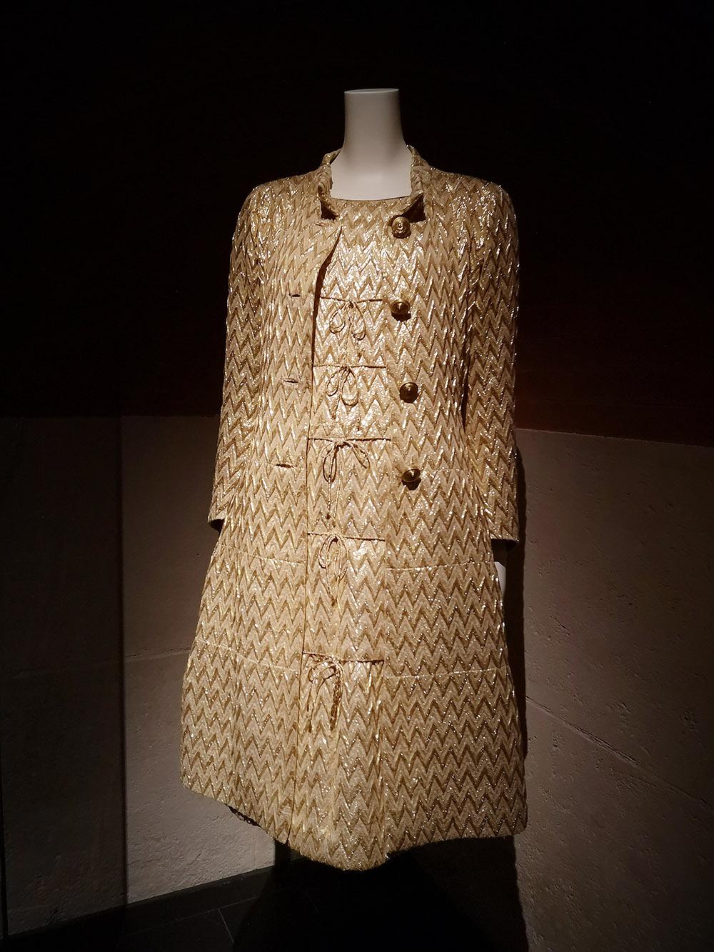 Dress & Jacket Ensemble / 1960-61 / Coco Chanel / Palais Galliera / 2021